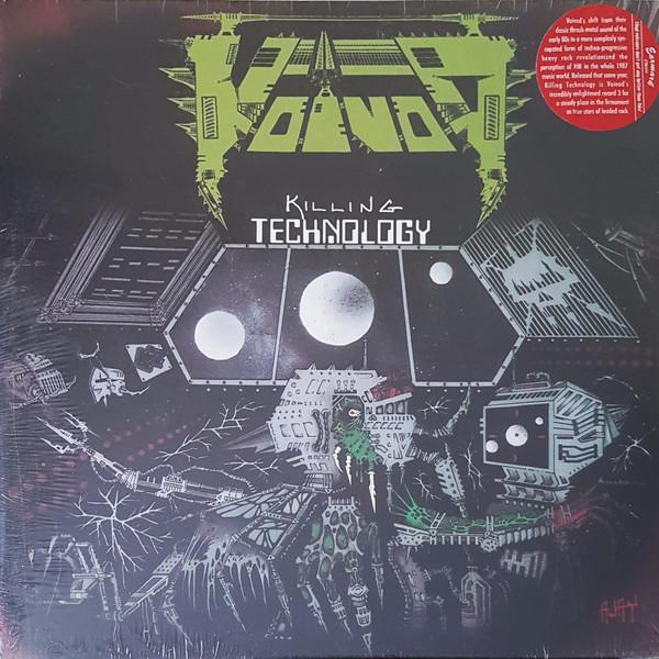 VOIVOD : Killing Technology 2ND HAND