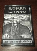 ILDJARN / HATE FOREST: Those Once Mighty Fallen