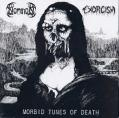 NOMINON / EXORCISM: Morbid Tunes of Death -Blue vinyl