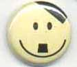 BUTTONS: Hitler Smiley Button