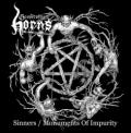 GOSPEL OF THE HORNS: Sinners / Monuments of Impurity